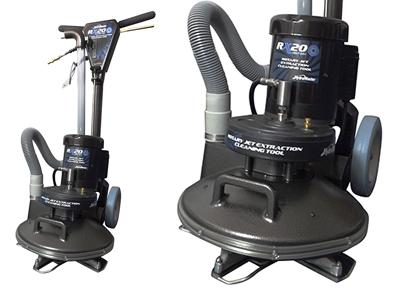 HydraMaster unveils the RX20 NexGen Rotary Extractor