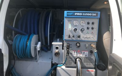 Pre-Owned Van & Truckmount (Direct-Drive) Machines For Sale