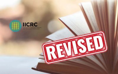 Announcement of IICRC Revised (5th Edition) S500 Water Damage Restoration Standard